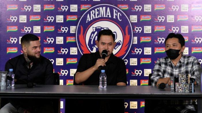 Roadmap Arema FC Juara Liga 1: Buat Training Center Bagus Lalu Siapkan 'The Dream Team'