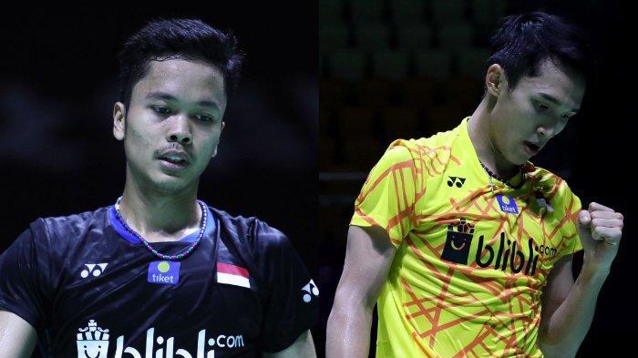Catatan Thailand Open 2021: Rontoknya Perwakilan Tuan Rumah, Jojo & Ginting Jumpa Utusan Denmark