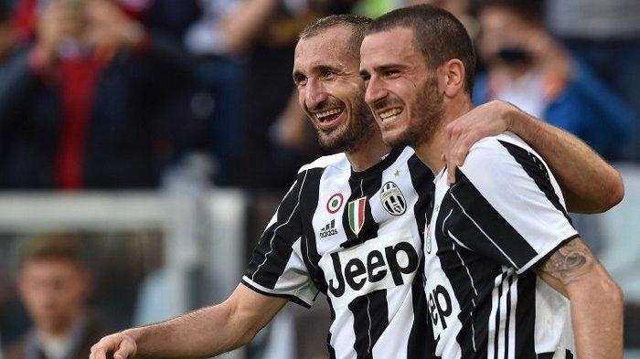 LIVE Streaming TV Online Juventus vs Atalanta di RCTI, Tandem Sehati Bonucci Telah Kembali