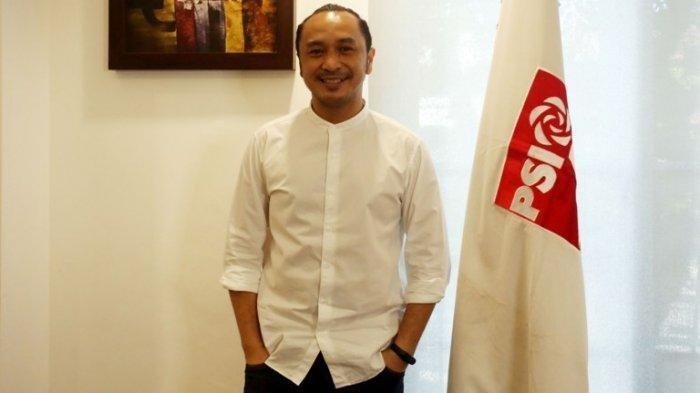 Plt Ketum PSI Giring: Jangan Sampai Indonesia Jatuh ke Tangan Anies Baswedan