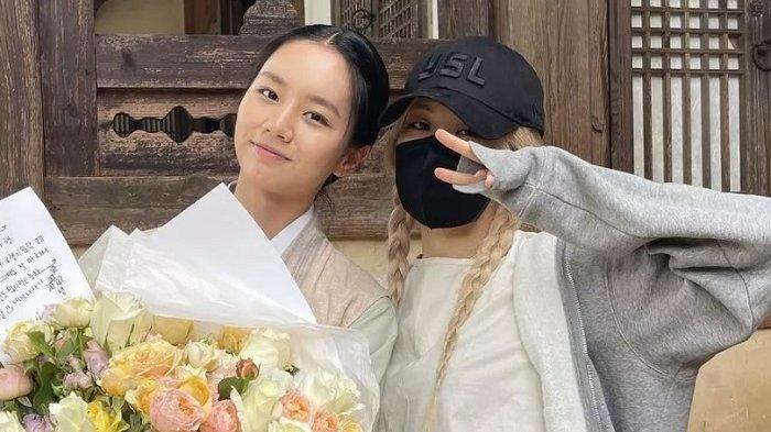 Sahabat Dekat, Hyeri Girl's Day Ungkap Rose Blackpink Jadi Teman Curhat yang Baik