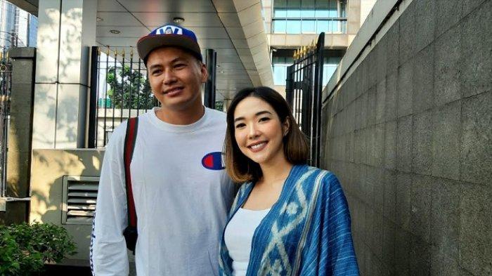 Gisella Anastasia dan Wijaya Saputra (Warta Kota/Arie Puji Waluyo)
