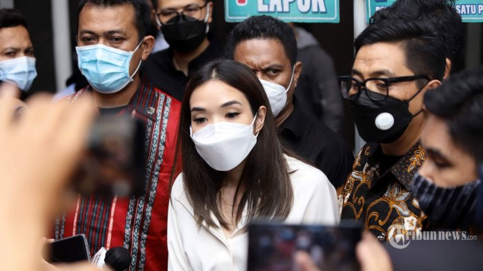Gisel Sudah Lebih 20 Kali Wajib lapor, Bersyukur Tidak Dipenjara atas Kasus Video Syur Mirip Dirinya