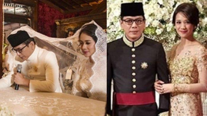 5 Fakta Perjalanan Cinta Gista Putri dan Wishnutama, Sang Calon Menteri Jokowi