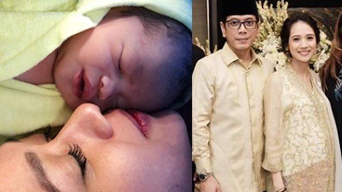 Pesona Gista Putri Istri Menteri Wishnutama Usai Melahirkan, Begini Tampilan Perdananya