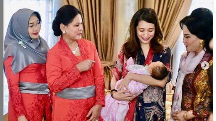 Wishnutama Bagikan Momen Bahagia saat Ibu Negara Iriana Joko Widodo Jenguk Putrinya