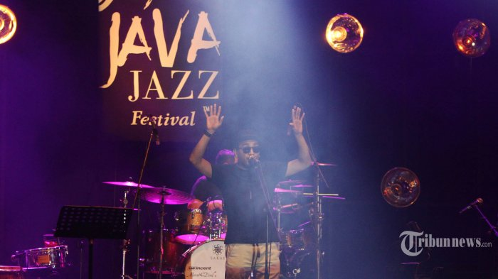 Alasan Glenn Fredly Bawakan Lagu Slank di Panggung Java Jazz