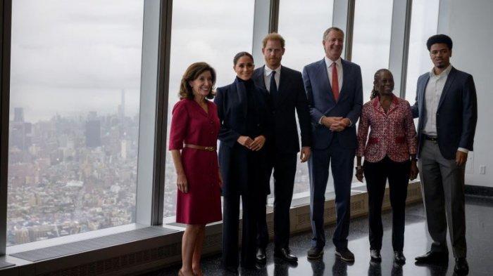 Pangeran Harry dan Meghan Markle Bergabung Dalam Acara Untuk Kesetaraan Vaksin Global