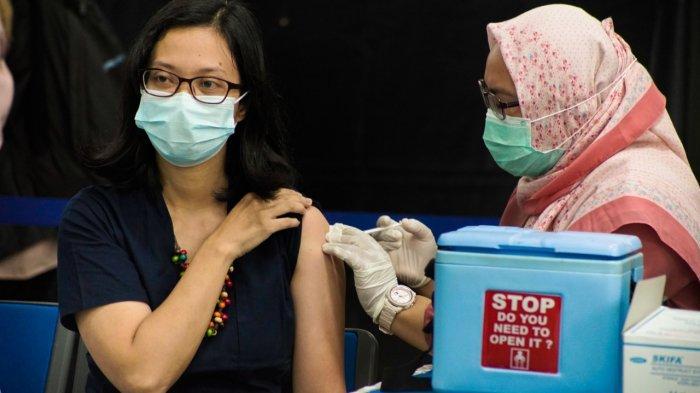 Lawan COVID-19, Global Prestasi School Bantu Fasilitasi Pelaksanaan Vaksinasi di Bekasi