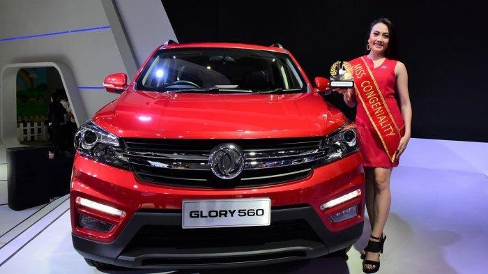 Predikat Best Low SUV dan Most Tested Car untuk Glory 560