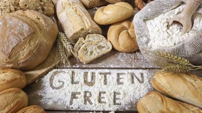 Makanan yang tidak mengandung gluten
