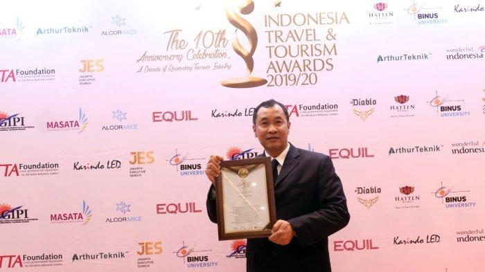 GM Aston Priority Simatupang Hotel & Conference Center Raih Predikat Top Hospitality Leader