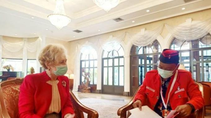 Bertemu Dubes Rusia, DPP GMNI Dukung Sinergi Rusia-Indonesia
