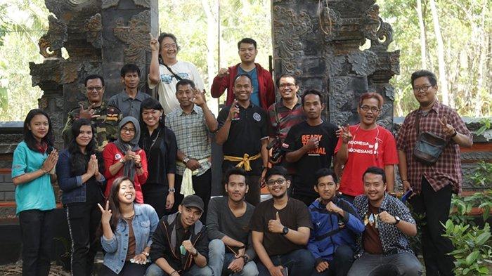 Pemuda Lintas Iman di Purwokerto Bangun Dialog Keberagaman Indonesia Bersatu