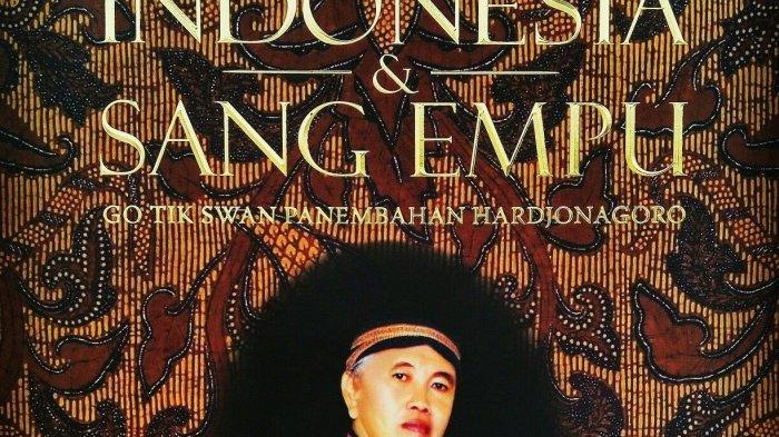 Go Tik Swan, budayawan asal Surakarta.
