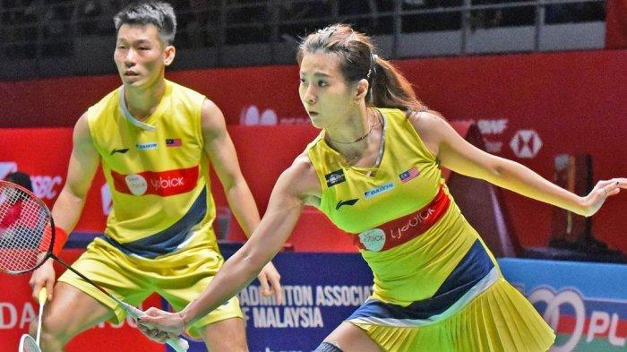 Bulutangkis Olimpiade: Chan Peng Soon/Goh Liu Ying Dibully Habis, Lee Chong Wei Turun Tangan