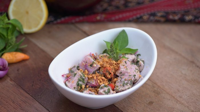 Gohu Ikan, Kuliner dari Ternate yang Mirip Sashimi Khas Jepang