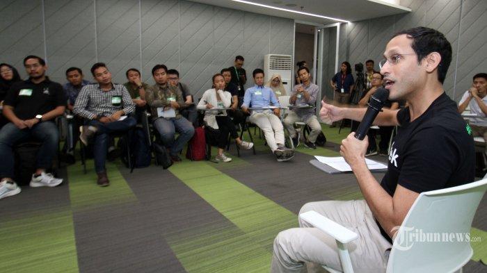 Nadiem Makarim Resmi Masuk Kabinet Kerja Jilid 2, Tanggalkan Jabatan CEO Go-Jek