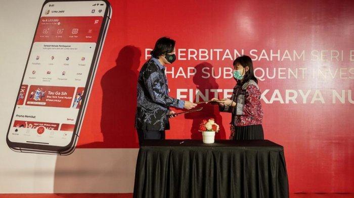 Gojek Sah Jadi Salah Satu Pemegang Saham LinkAja