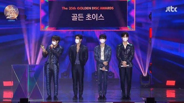 Golden Choice Award – NU'EST