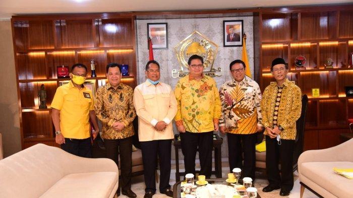 Pimpinan Ormas Pendiri Partai Golkar Gelar Silaturahmi dengan Ketua Umum DPP Partai Golkar