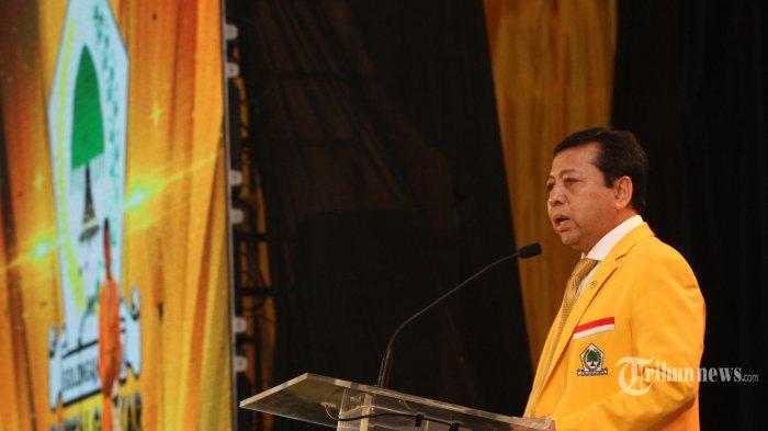 Dinonaktifkan, Siapa Sosok yang Tepat Gantikan Setya Novanto Pimpin Golkar?