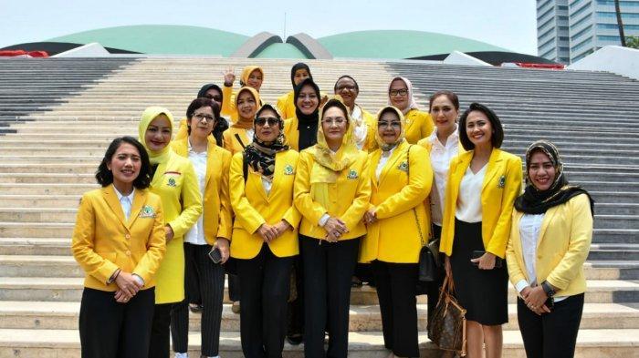 Perempuan Golkar Warnai Pimpinan AKD, Hetifah: Saatnya Membuat Kebijakan Lebih Inklusif