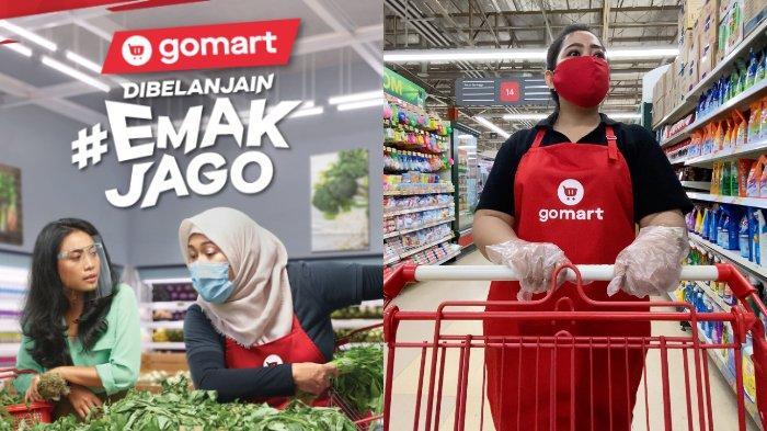 Trik GoMart Gaet Pelanggan Saat Ramadan, Ada Fitur Chat dengan Asisten Belanja dan Resep Buka Puasa