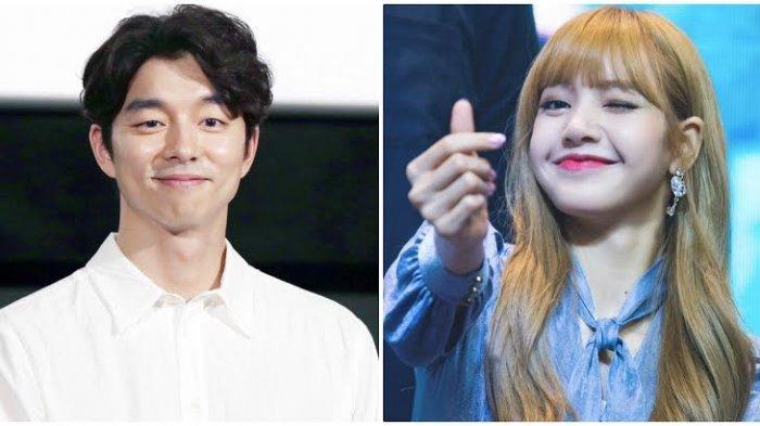 Disebut Lisa BLACKPINK sebagai Sosok Ideal, Gong Yoo Beri Respons Begini