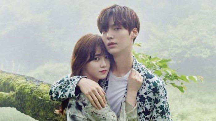 Goo Hye Sun dan Ahn Jae Hyun.