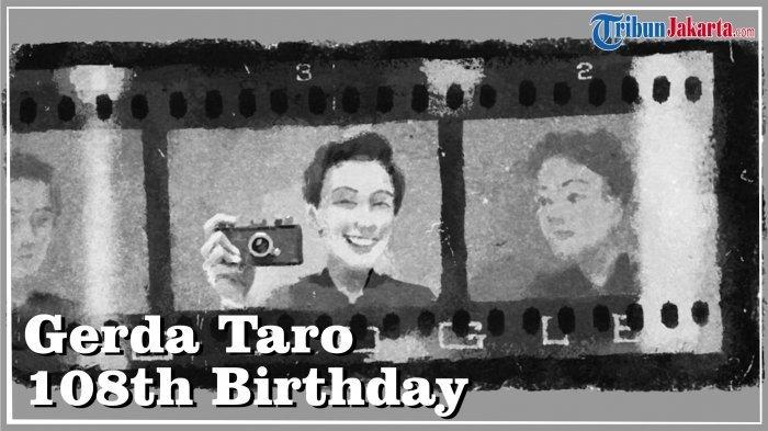 Gerda Taro, Wanita Fotografer Era Perang Muncul di Google Doodle