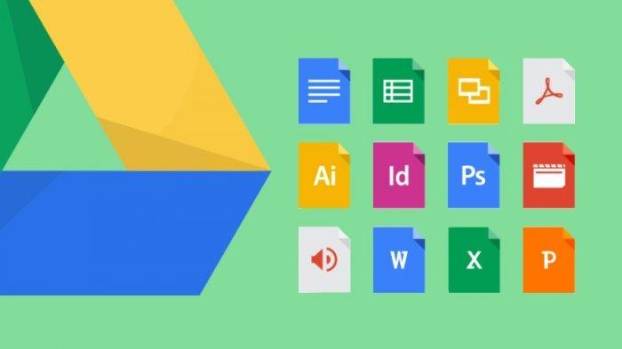 Tips Cara Kirim Ke Google Drive mudah