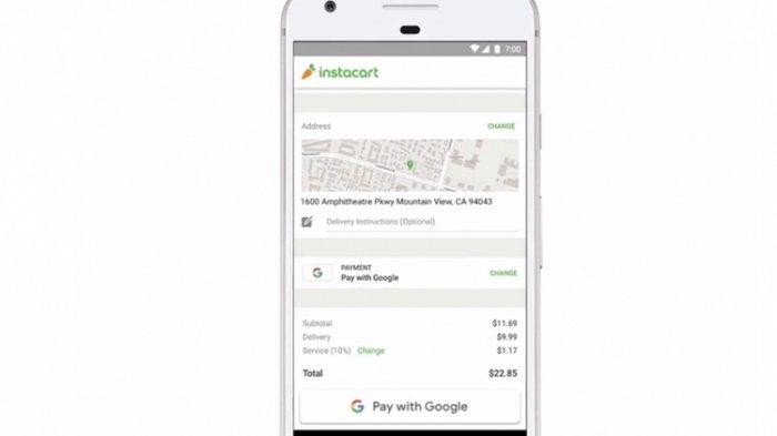 Google Bikin Sistem Pembayaran Online Tanpa Perlu Masukkan Kartu Kredit Lagi