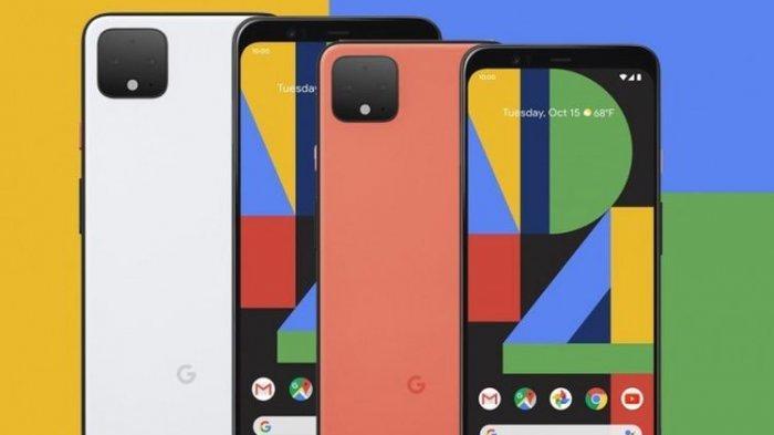 Google resmi memperkenalkan Pixel 4 dan Pixel 4 XL