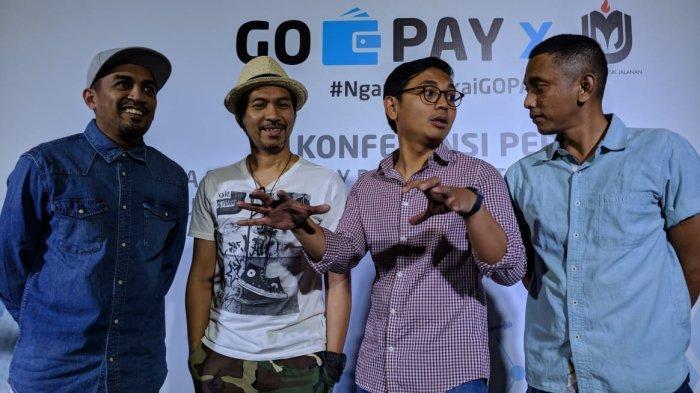 GOPAY Permudah Masyarakat Berikan Apresiasi pada Musisi Jalanan