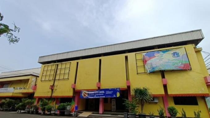 GOR Otista Jakarta Timur Masih Menerapkan PPKM, Begini Kondisinya