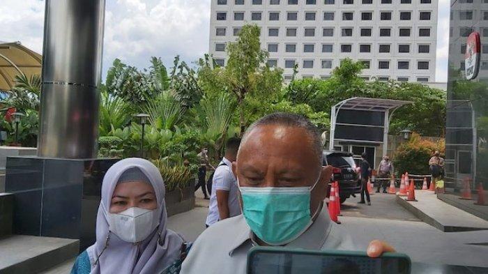 Gubernur Gorontalo Setor LHKPN ke KPK