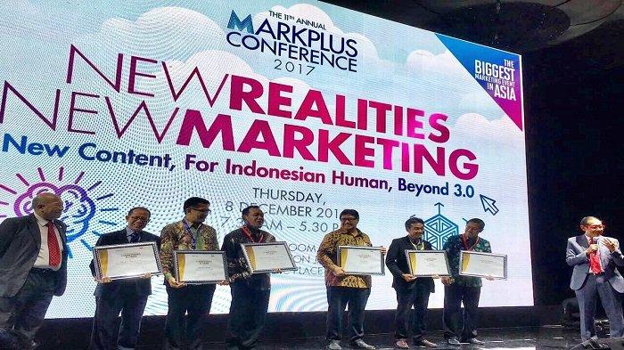 Government Marketeers Award 2016 Hadiah Akhir Tahun Kemenpar