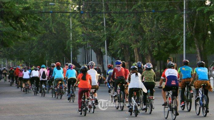 Dishub DKI Harap Kegiatan CFD Sepeda Jadi Sarana Warga Melatih Protokol Kesehatan