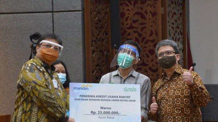 Kebijakan KUR Dilonggarkan Bantu UMKM di Tengah Pandemi