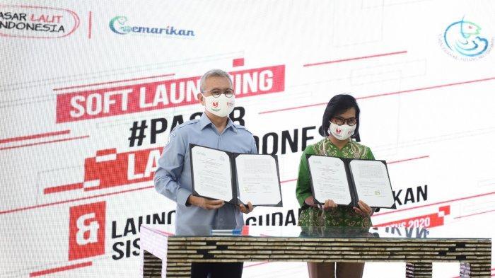 Bareng KKP, Produk Ikan dan Laut dari UMKM Bakal Dipasarkan di GrabMart