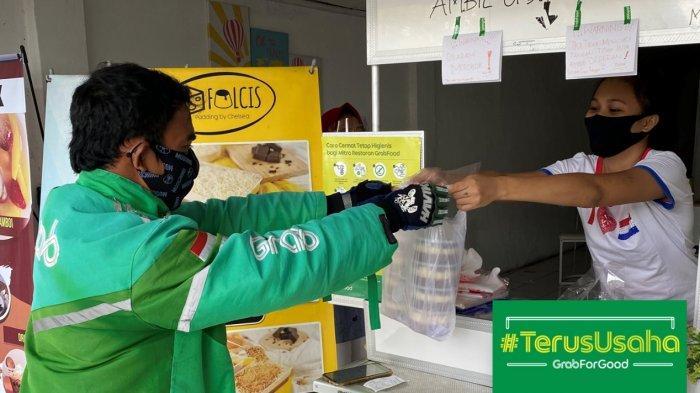 Grab Luncurkan Program #TerusUsaha untuk UMKM Manado