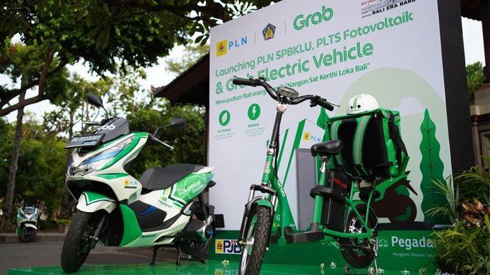 Grab Tunjukkan Komitmen Memperkuat Ekosistem Kendaraan Listrik Nasional