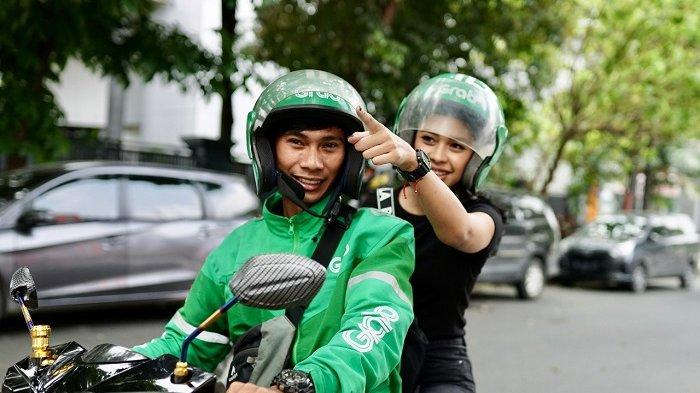Grab Latih Hampir 400 Ribu Mitra Pengemudi Agar Tak Gagap Teknologi