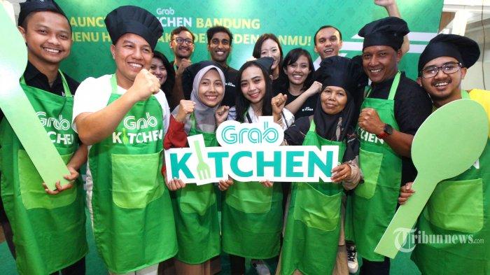 Makin Gampang Kulineran, Grab Luncurkan GrabKitchen di Surabaya