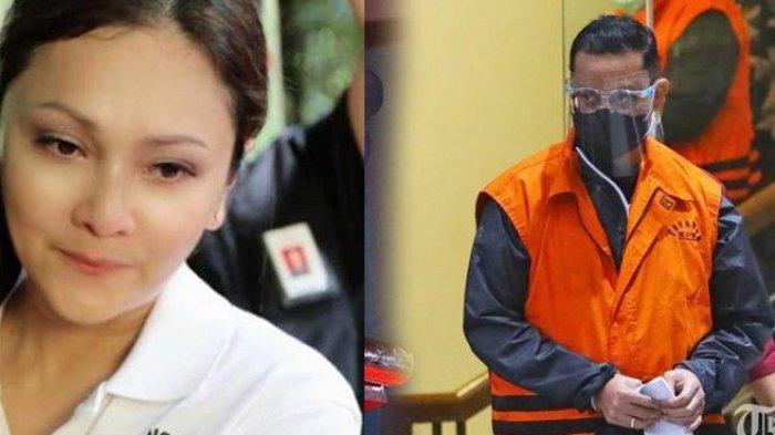 Grace Claudia istri Menteri Sosial Juliari P Batubara otomatis menjadi sorotan saat sang suami terjerat kasus dugaan korupsi bansos covid-19.
