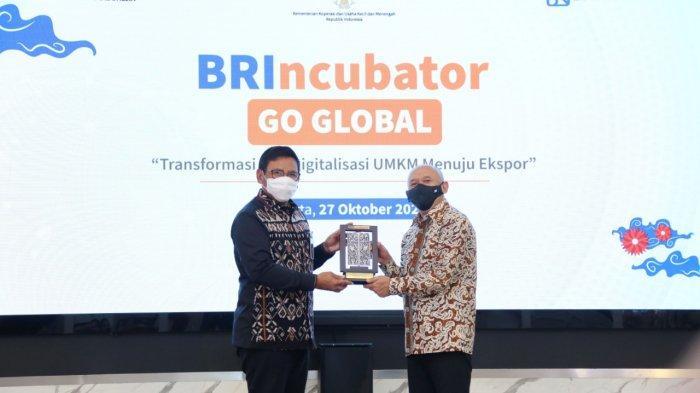 Graduation BRIncubator Go Global Lahirkan UMKM Siap Bersaing di Pasar Internasional