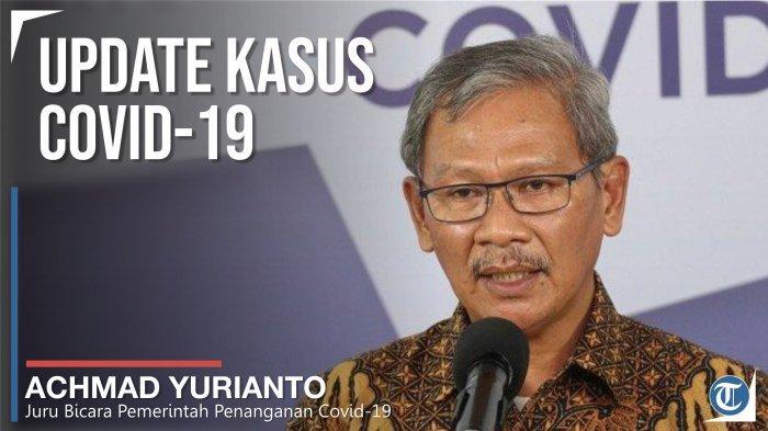 Kasus Positif Corona Bertambah 1.385, Total Kasus 57.770, Jakarta Wilayah Tambahan Tertinggi
