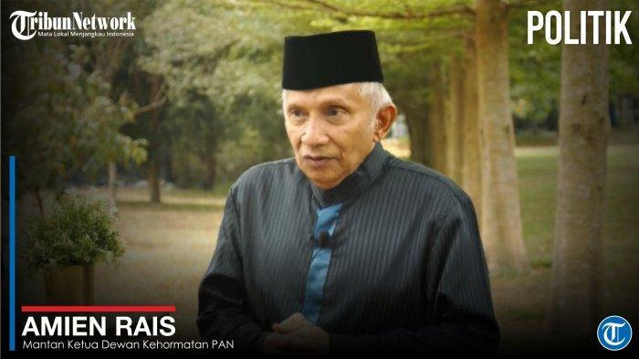 Amien Rais: TNI dan Polri Secara Kelembagaan Tidak Terlibat Dalam Peristiwa Tewasnya 6 Pengawal HRS