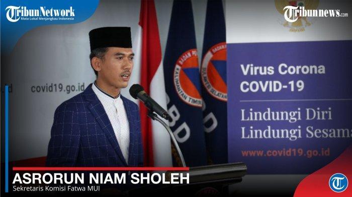 Asrorun Niam Sholeh - Sekretaris Komisi Fatwa MUI